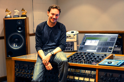 Eric Boulanger at The Mastering Lab