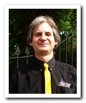 Graham Boswell, Sales Director of Prism Sound