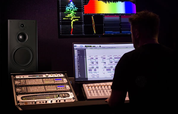 Producer Mark Maitland has chosen Prism Sound ADA-8 converters for his new studio
