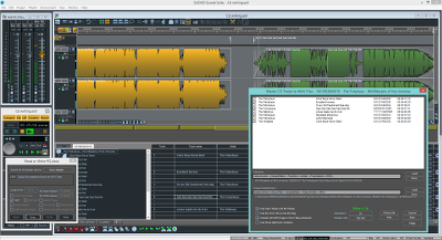 WAV Mastering screenshot